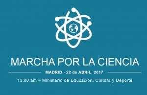 logo Marcha por la Ciencia