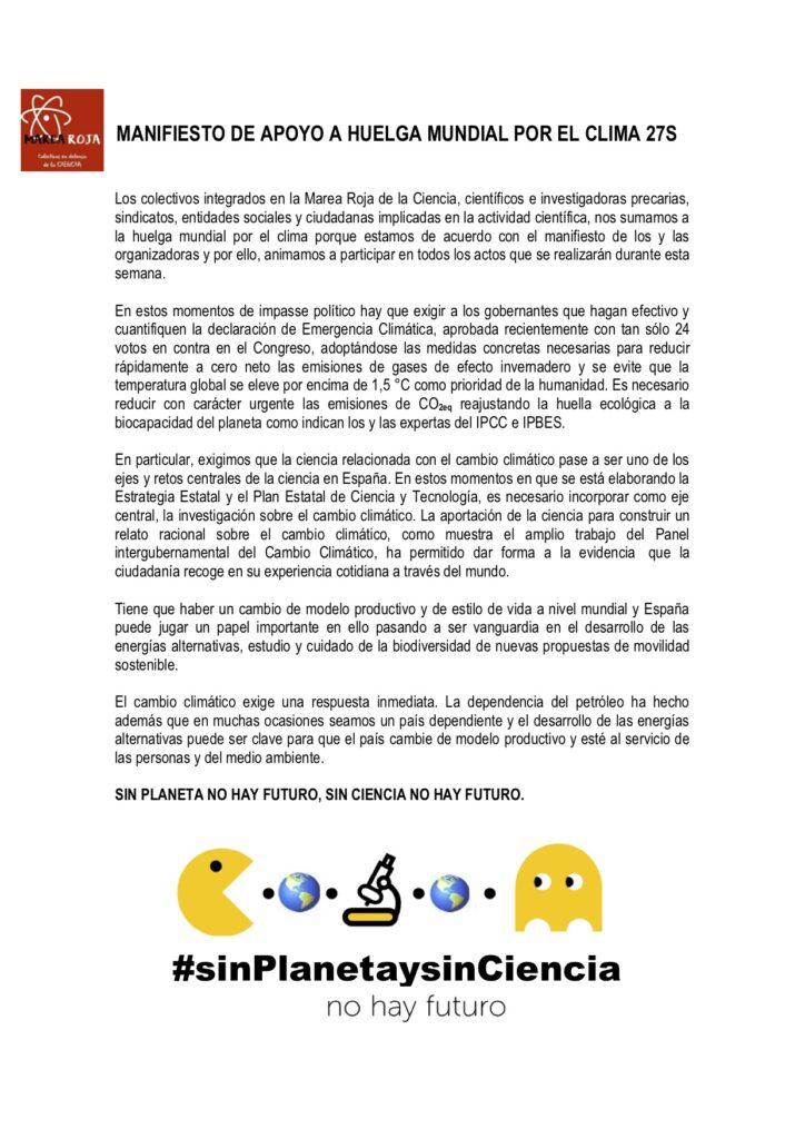 Manifiesto Marea Roja Ciencia v3